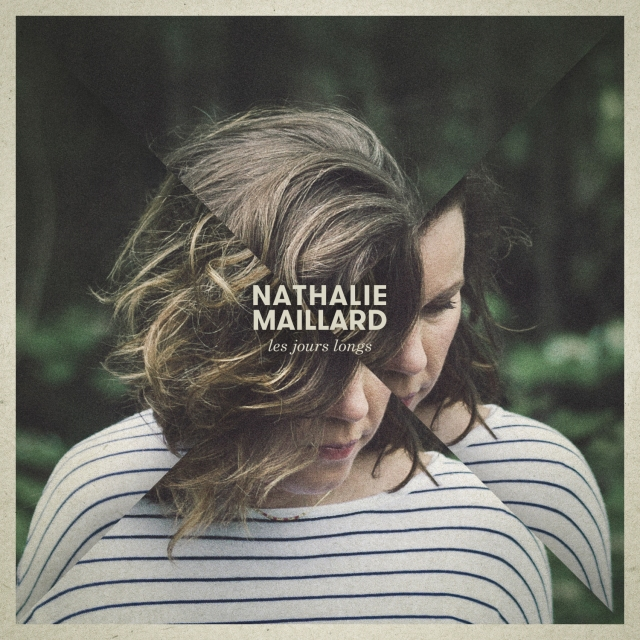 Nathalie Maillard - les jours longs - Cover 5 x 5